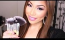 Hair and Makeup Addiction NEW Luxury Brush Set + 10% off Code
