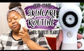 Skincare routine ft Vanity Planet Raedia