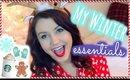 Winter & Holiday Essentials 2014 #25daysofChristmas