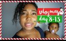Vlogmas Day 8-13 | Birthday + Haul, Early Christmas Gift & My Husband Crazy | Jessica Chanell