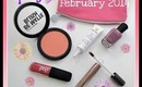 Spring GRWM (Ipsy February Product Reviews)