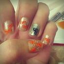 Goldfish Nails