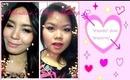 สวยแซ่บ ปะทะ สวยหวาน Valentine's Makeup ft. MissPeony/ ThanyalakMeww