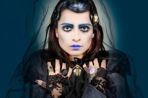 Ph: Jorge Dengo Model: Diana Carolina Make Up, Hair and Styling: Nadia Kosg
