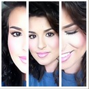 Natural look using M•A•C