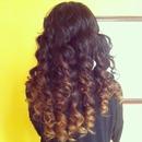 Wand curls !!