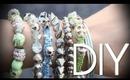DIY Skull Bracelets | His & Hers