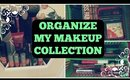 Organize with Me : Cruelty Free Makeup Collection - Display and Drawers