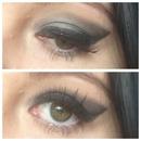 opinions on my eye make-up??