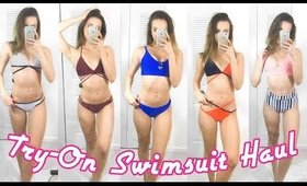 TRY-ON BIKINI HAUL 2020! 💦 Cupshe Swimsuit Haul