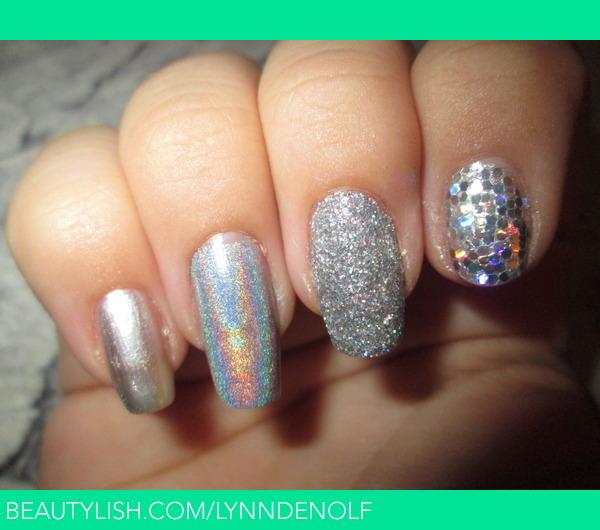 Disco Nails | Lynn D.\'s (LynnDenolf) Photo | Beautylish
