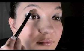 #25 Gradient cutcrease makeup