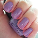 OPI Do You Lilac It?