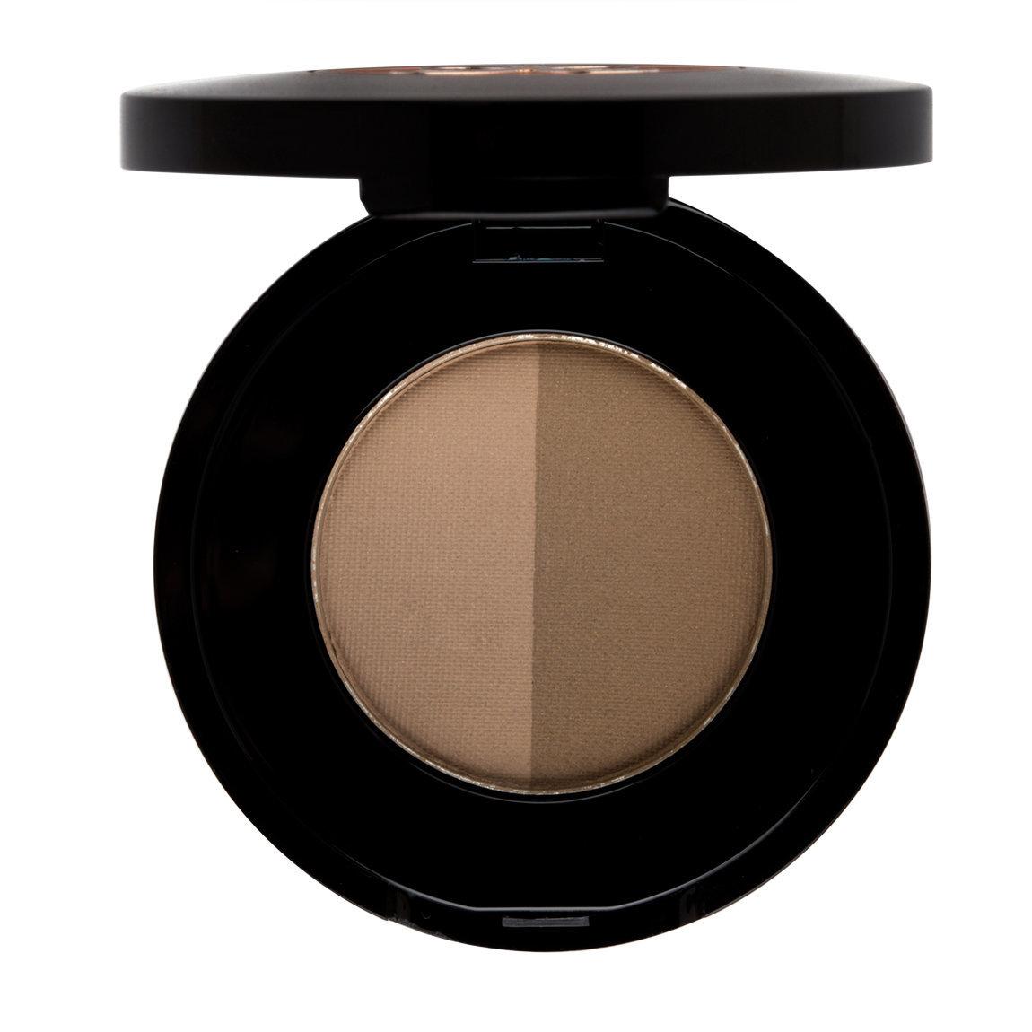 Anastasia Beverly Hills Brow Powder Duo Medium Brown product swatch.