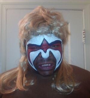 Halloween 2011: Ultimate Warrior