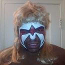 Halloween Mask on Rich