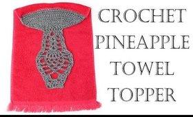 Pineapple Towel Topper