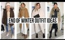 CASUAL WINTER OUTFIT STYLING ❄️ | Karissa Pukas