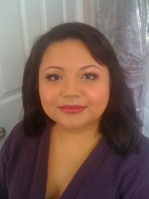 Bridal Client! makeupbyshanilton.blogspot.com