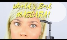 WORLD'S BEST NEW MASCARA!?