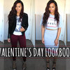 Valentine's Day ♥ Date Lookbook 2015
