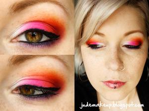 http://judemakeup.blogspot.ca/2013/04/look-rose-et-orange-flamboyants.html