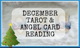 PICK A CARD DECEMBER READING / What do you need to know for December?