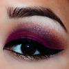 Royal Purple Bronze Eyes