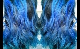 New Hair Do! Blue Paradise