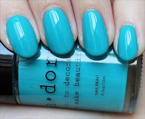 See my in-depth review & more swatches here: http://www.swatchandlearn.com/adorn-age-of-aquarius-swatches-review/