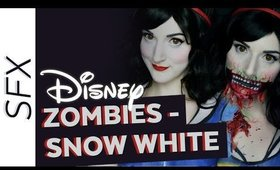 Zombies of Disney - Snow White | Makeup Tutorial Video