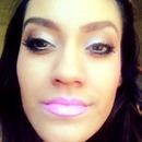nude pink lip