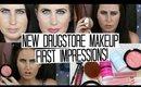 Testing New Drugstore Makeup!  - Tanya Burr, Revolution, Essence & Barry M