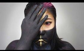 I wanna be Black Panther!