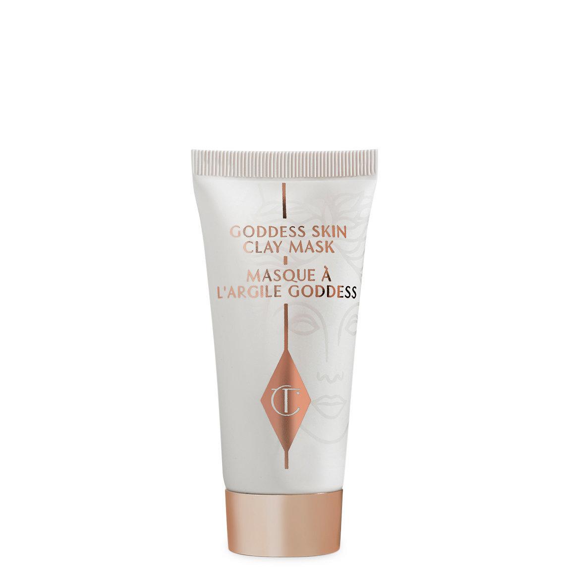 Charlotte Tilbury Goddess Skin Clay Mask Travel Size alternative view 1 - product swatch.