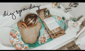 Ultimate DIY Pampering SPA Routine   Hair & Skin