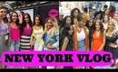 NEW YORK CITY VLOG w/ NitraaB| Part 1