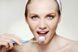 Get Whiter, Brighter Teeth At Home