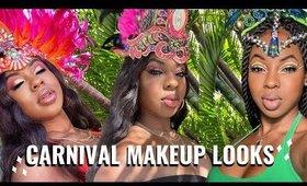 CARNIVAL MAKEUP 2020   6 Different Makeup Tutorials
