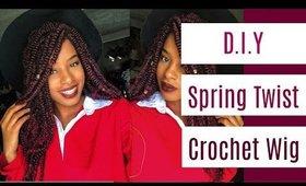 DIY Crochet  Spring Twist Wig DEMO | Beyond Beauty