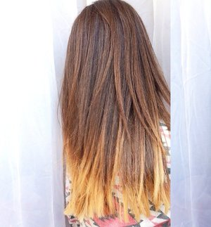 I did ombre last year in April and I still have it and I love it so much. ♡