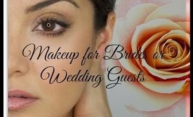Easy Makeup for Brides or Wedding Guests