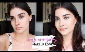 everyday glowing makeup tutorial