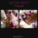 Spring Paris Themed