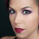 Inspired Pink and Purple Brightness Tutorial