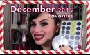 December 2015 Beauty, Make-Up and Clothes Favorites