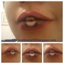 Pokeball Inspired Lips