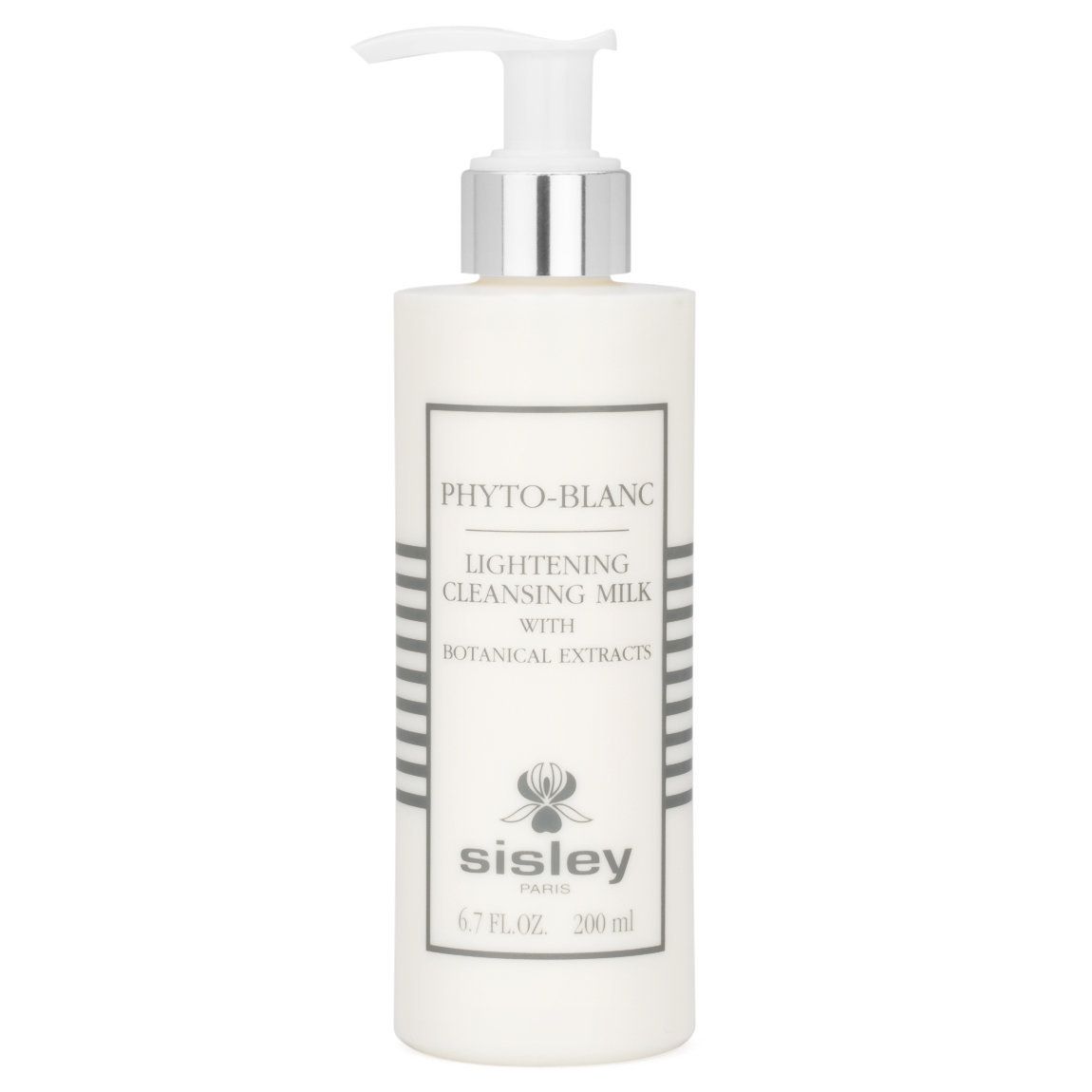Sisley-Paris Phyto-Blanc Lightening Cleansing Milk alternative view 1 - product swatch.