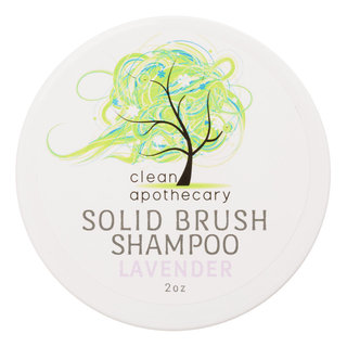 Clean Apothecary Brush Shampoo