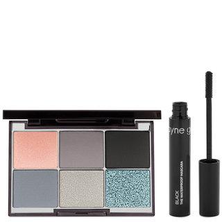 Pearl Moonstone Luxury Eye Palette + Waterproof Mascara